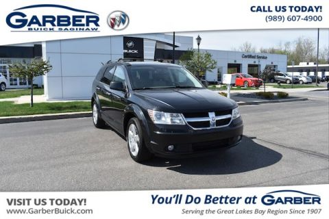 Pre-Owned 2010 Dodge Journey R/T AWD