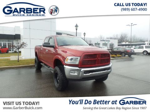 Pre-Owned 2011 Dodge Ram 3500 Laramie 4WD
