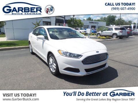 Pre-Owned 2014 Ford Fusion SE FWD Sedan
