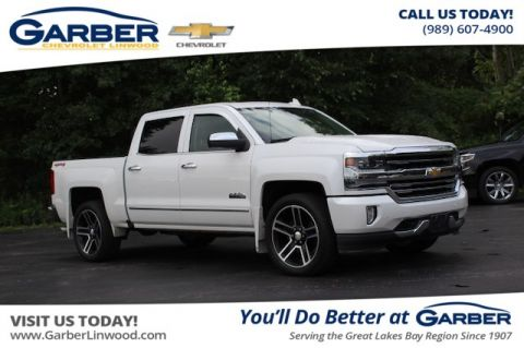 Pre-Owned 2016 Chevrolet Silverado 1500 High Country 4WD