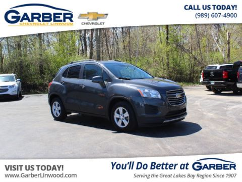 Certified Pre-Owned 2016 Chevrolet Trax LT FWD SUV