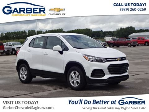 New 2019 Chevrolet Trax LS AWD