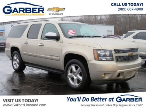 Pre-Owned 2007 Chevrolet Suburban 1500 LTZ 4WD