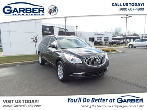 Certified Pre-Owned 2015 Buick Enclave Convenience