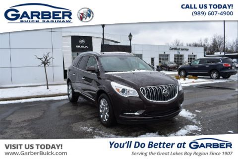 Pre-Owned 2015 Buick Enclave Leather FWD SUV