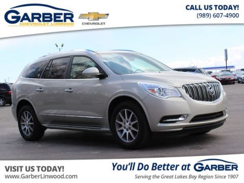 Pre-Owned 2016 Buick Enclave Leather FWD SUV