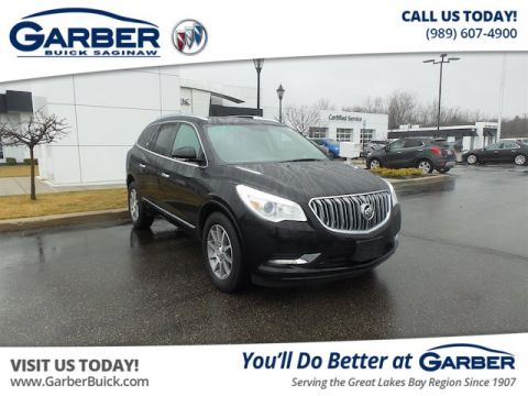 Certified Pre-Owned 2017 Buick Enclave Leather FWD SUV