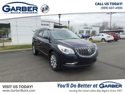 Certified Pre-Owned 2015 Buick Enclave Leather FWD SUV