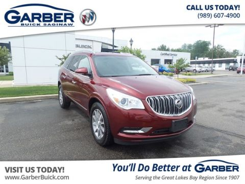 Certified Pre-Owned 2017 Buick Enclave Leather AWD