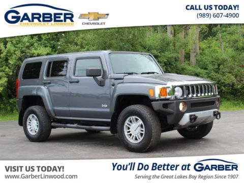 Pre-Owned 2008 HUMMER H3 SUV SUV 4WD