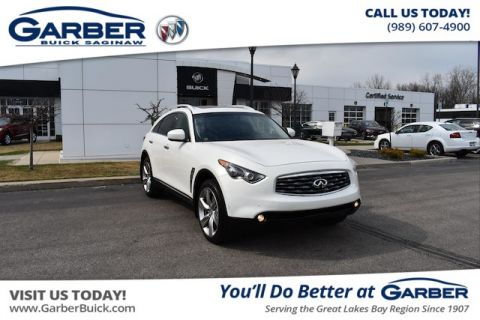 Pre-Owned 2011 INFINITI FX50  AWD