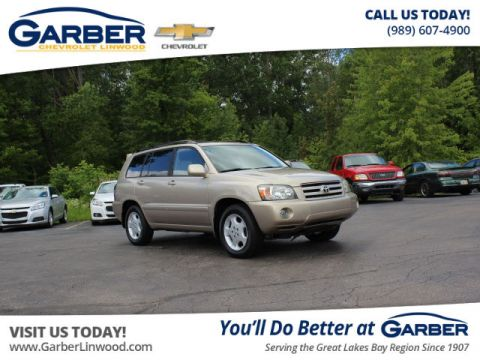 Pre-Owned 2006 Toyota Highlander Limited V6 FWD SUV
