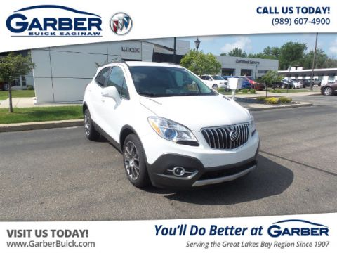 Pre-Owned 2016 Buick Encore Sport Touring FWD SUV