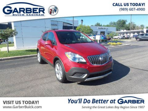 Pre-Owned 2016 Buick Encore Base FWD SUV