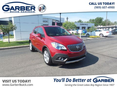 Pre-Owned 2016 Buick Encore Leather FWD SUV