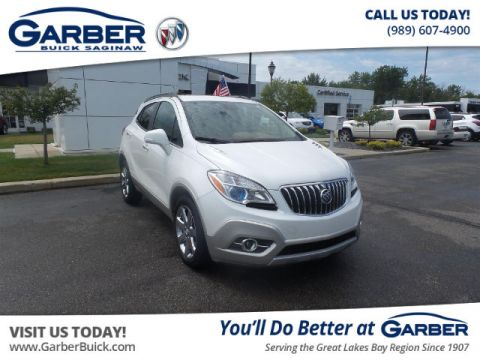 Pre-Owned 2014 Buick Encore Leather FWD SUV