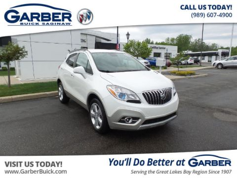 Certified Pre-Owned 2015 Buick Encore Leather AWD