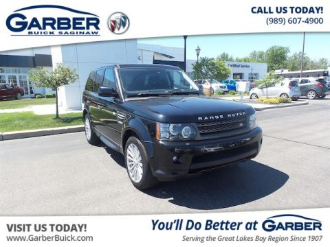 Pre-Owned 2011 Land Rover Range Rover Sport HSE 4WD