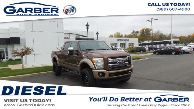 Pre-Owned 2011 Ford F-350 Lariat