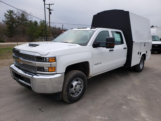 New 2019 Chevrolet Silverado 3500HD WT