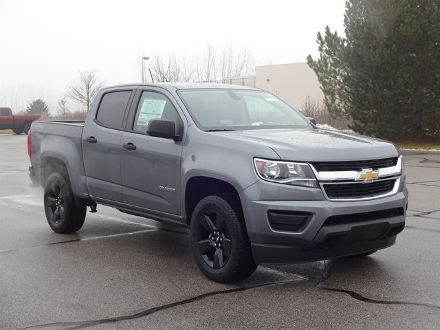 New 2019 Chevrolet Colorado WT