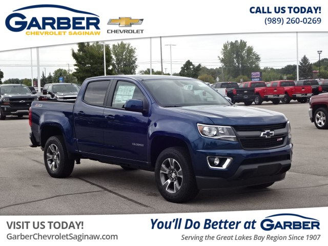 New 2019 Chevrolet Colorado Z71 Truck In Linwood K1108495 Garber