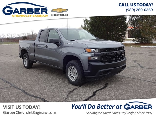 New 2019 Chevrolet Silverado 1500 Work Truck Truck In Linwood