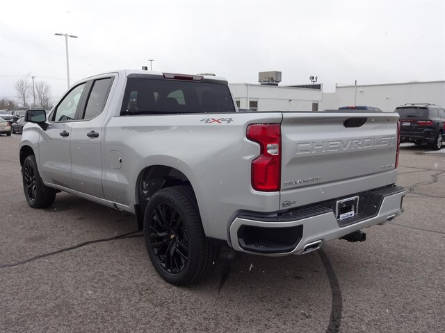 New 2019 Chevrolet Silverado 1500 Silverado Custom