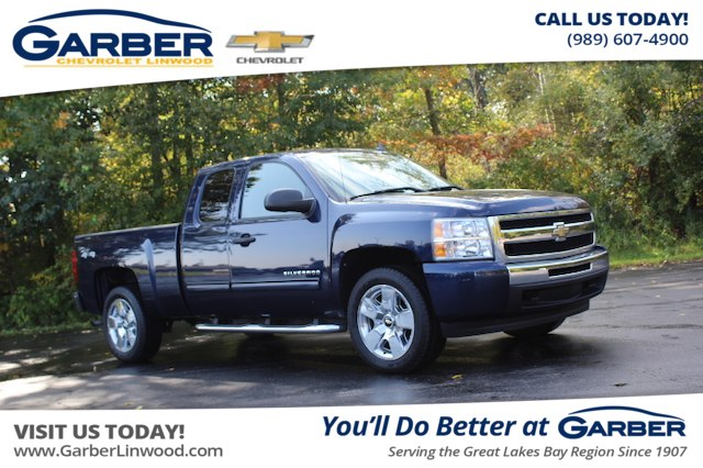 Perfect Pre Owned 2010 Chevrolet Silverado 1500 LT