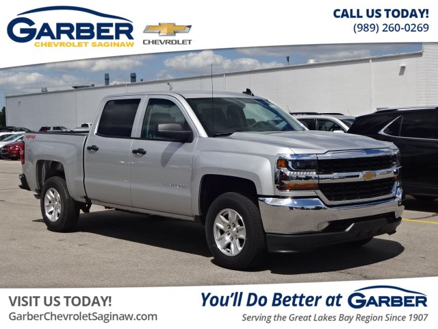 New 2018 Chevrolet Silverado 1500 LS