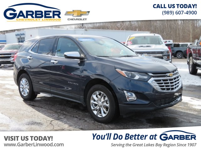 Certified Pre-Owned 2018 Chevrolet Equinox LT
