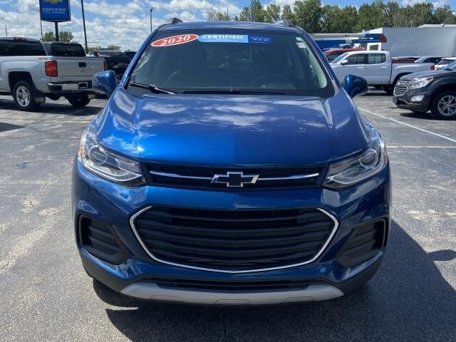 Pre-Owned 2020 Chevrolet Trax LT