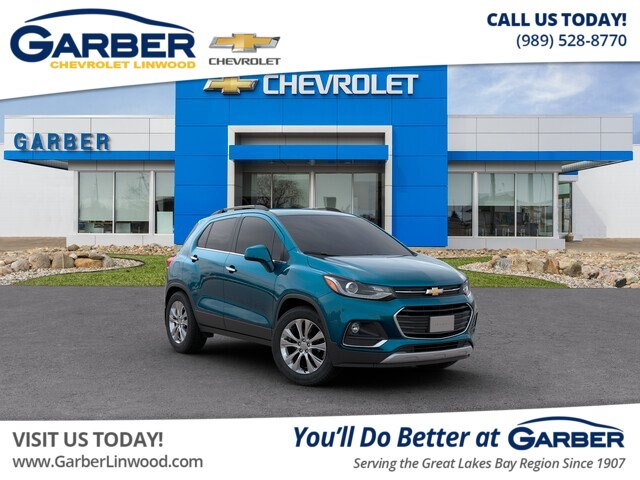 New 2019 Chevrolet Trax Premier Awd