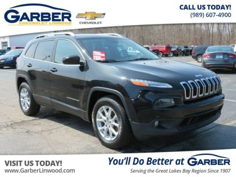 Pre-Owned 2014 Jeep Cherokee Latitude 4WD
