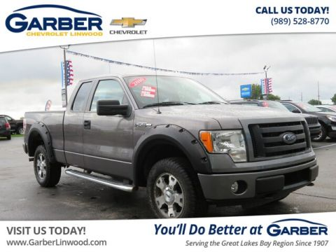 Pre-Owned 2010 Ford F-150 4WD