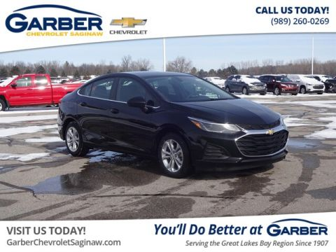 New Chevrolet Cruze® For Sale in Linwood | Garber Chevrolet Linwood