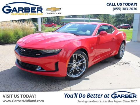 New 2019 Chevrolet Camaro 1LT RWD Coupe