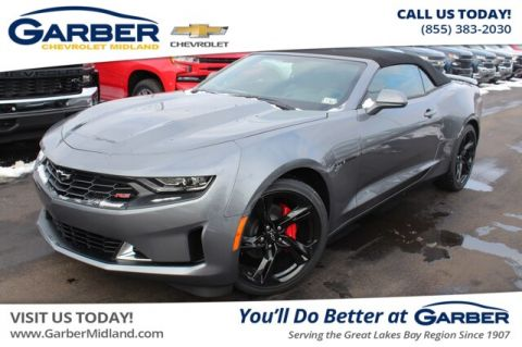 New 2020 Chevrolet Camaro 3LT RWD 2D Convertible