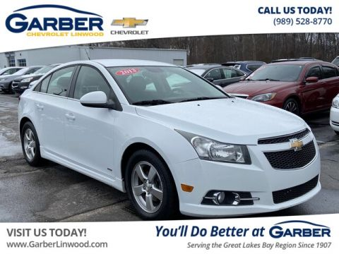Pre-Owned 2013 Chevrolet Cruze 1LT Auto
