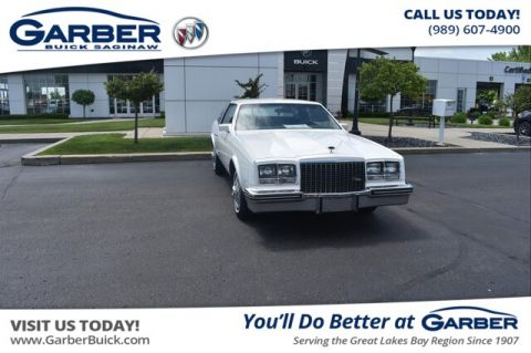 Pre-Owned 1983 Buick Riviera LUXU
