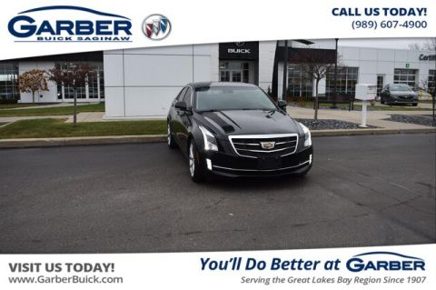 Pre-Owned 2016 Cadillac ATS 3.6L Performance Collection AWD