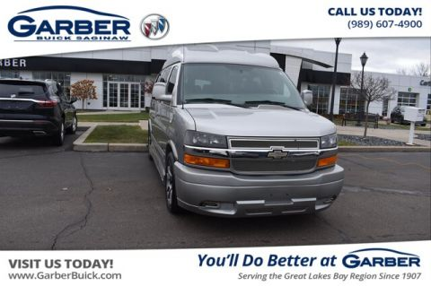 Pre-Owned 2013 Chevrolet Express 1500 Upfitter AWD