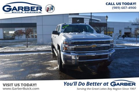 Pre-Owned 2015 Chevrolet Silverado 2500HD WT 4WD