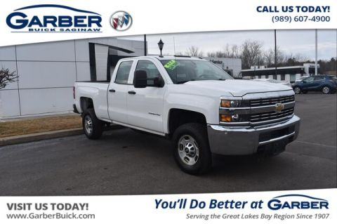 Pre-Owned 2015 Chevrolet Silverado 2500HD WT