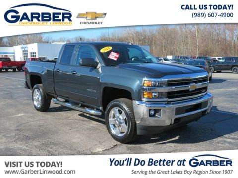 Pre-Owned 2018 Chevrolet Silverado 2500HD LT 4WD