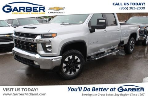New 2020 Chevrolet Silverado 2500HD LT 4WD