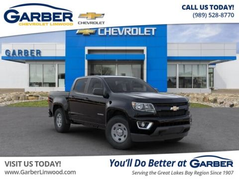 New Chevrolet Colorado® For Sale in Linwood | Garber Chevrolet Linwood