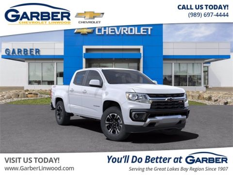 New 2021 Chevrolet Colorado Z71 4WD