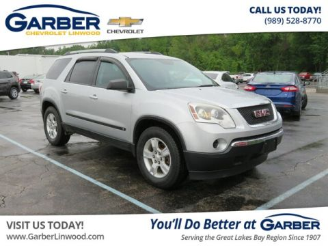 Pre-Owned 2010 GMC Acadia SL
