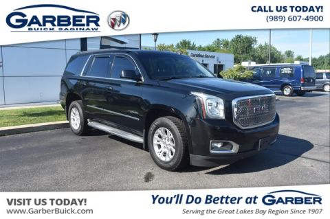 Pre-Owned 2015 GMC Yukon SLE With Navigation & 4WD